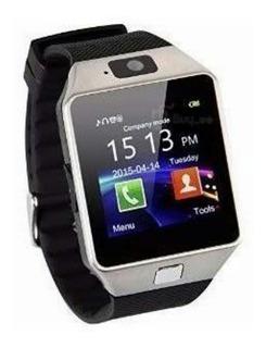 Relógio Celular Android Capacidade De 1 Chip E 1 Cartão Mem.
