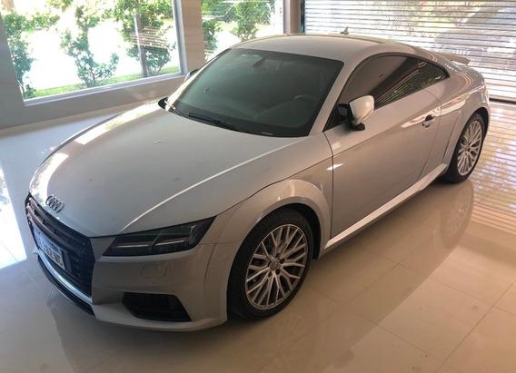 Audi Tts 2.o Tfsi 310cv Unica X Su Estado Y Kms 2017 Permuto
