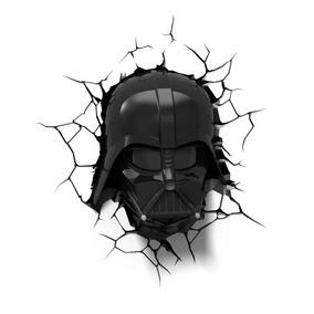 Luminária 3d Light Fx Star Wars Darth Vader Mascara - Beek