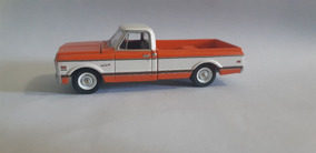 Chevrolet C 10 Pick Up 1971 Cheyenne - Greenlight - 1/64