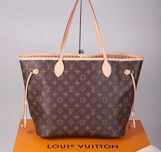 Bolsa Louis Vuitton Premium Neverfull Italiana Top