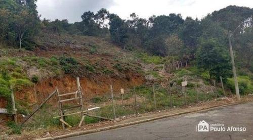 Terreno À Venda, 700 M² Por R$ 168.000,00 - Vila Rica - Poços De Caldas/mg - Te0049