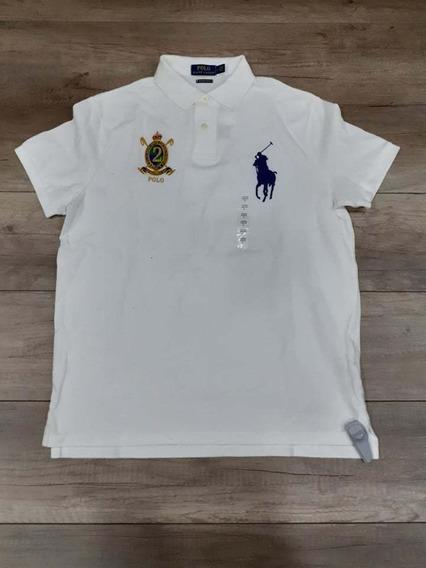 Camiseta Polo Ralph Lauren De Hombre Original Talla Large
