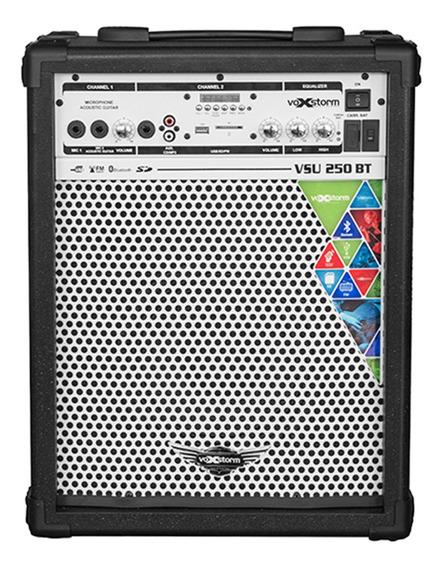 Caixa Multiuso Voxstorm Vsu 250 Bt Cubo Vsu250bt 35w 8