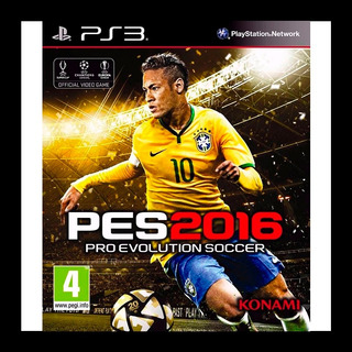 Pro Evolution Soccer 2016 Ps3 Pes 2016 Ps3 Aceptamos Oxxo