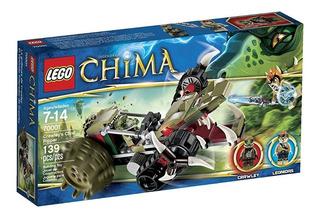 Lego Chima 70001 Crawley Claw Ripper Sellado