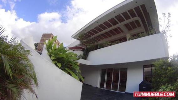17-350 Hermoso Pent House Duplex En Colinas De Bello Monte