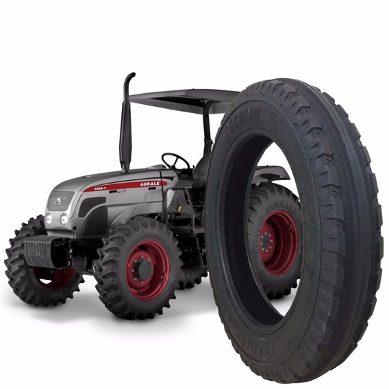 Pneu Gaiola 400-15 Technic Agrícola Cross Trator Agrale