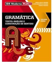 Gramática Moderna Plus - Volume Único
