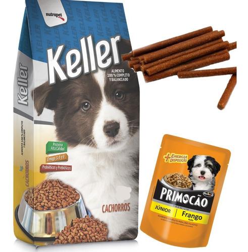 Keller Cachorro 24 Kg Con Regalos