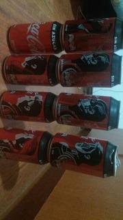 Latas Coleccion Coca Cola