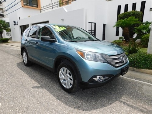 Honda Cr-v 2013 Full Clean 4wd(4x4) Camara Piel