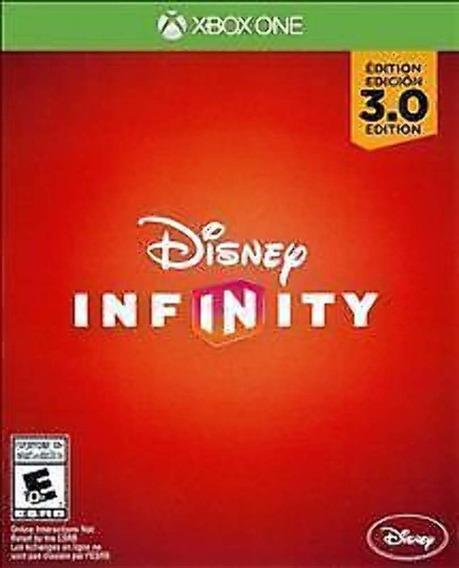 Disney Infinity 3.0 Game - Mídia Física Para Xbox One