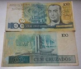 Dinheiro Antigo Cruzeiro, Cruzado.