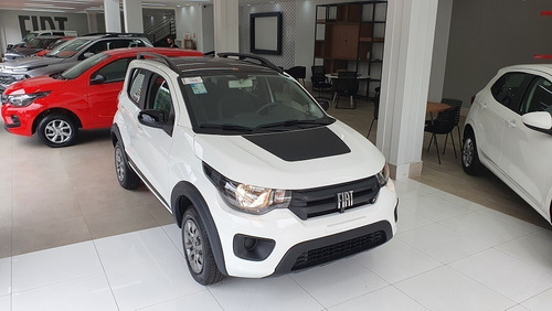 Fiat Mobi Trekking 1.0 (flex)