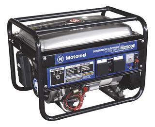 Generador Motomel 2,2 Kw 2500e Ae