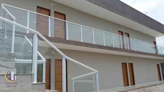 Pousada Com 1 Dormitório Para Alugar, 25 M² Por R$ 200,00/dia - Massaguaçu - Caraguatatuba/sp - Po0001
