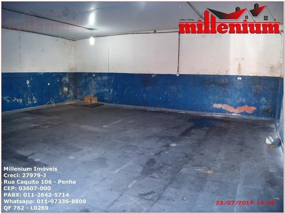 Comercial Para Aluguel, 0 Dormitórios, Penha De França - São Paulo - 762