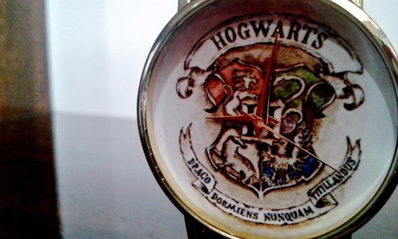 Relógio Hogwarts - Harry Potter