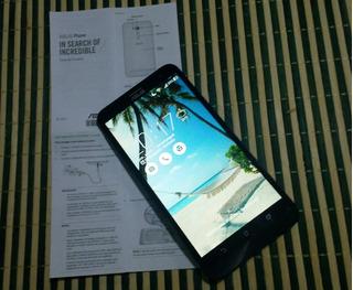 Smartphone Asus Zenfone 2 Laser 16gb - Tela De 6 Polegadas