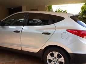 Hyundai Tucson 2011 Color Plata Flamante Nunca Chocado
