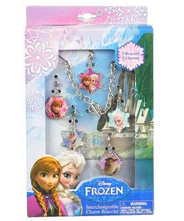 Pulsera Frozen 5 Charms