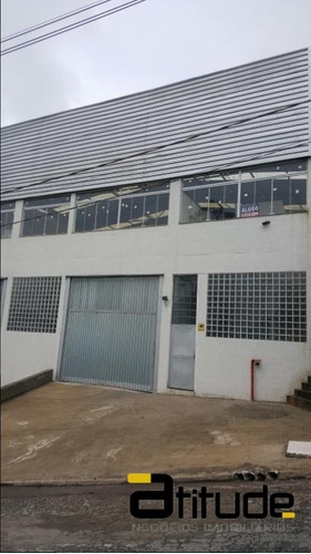 Imagem 1 de 15 de Galpão Para Alugar 1200 M2 Em Santana De Parnaíba - 2460