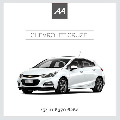 Imagen 1 de 2 de Chevrolet Cruze Lt 5a Adjudicado 100% 65c. El + Buscado!!