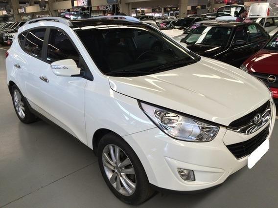 Hyundai Ix35 2.0 Mpfi Gls 4x2 Gasolina 4p Aut. 2012 Cod:006