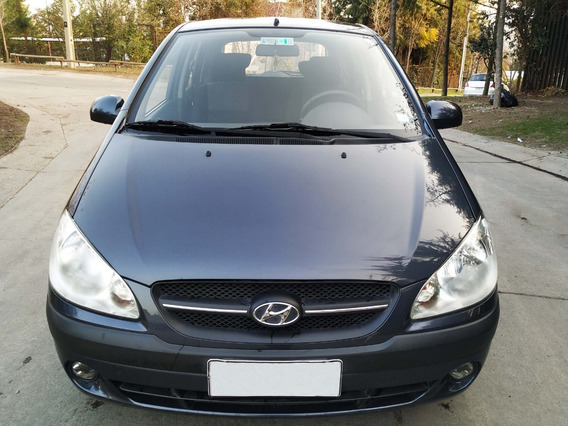 Hyundai Getz Gl 1.4 2009
