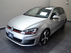 Volkswagen Golf Gti 2.0 Dsg Piel At 2017