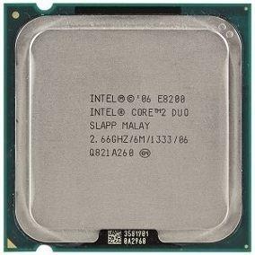 Processador Core 2 Duo E8200 Funcionando Pronta Entrega