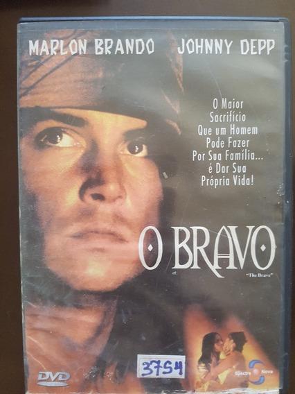 O Bravo Johnny Depp Dvd Original Frete $ 9