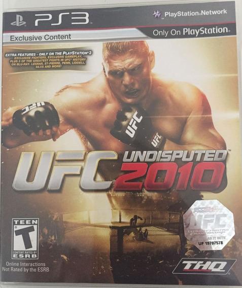 Ufc Undisputed 2010 Playstation 3