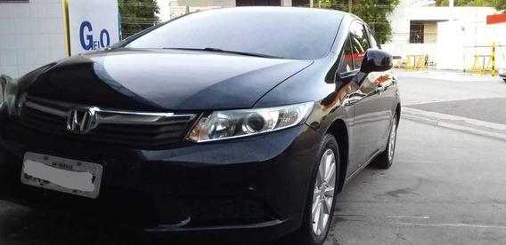 Honda Civic 2012 1.8 Automático