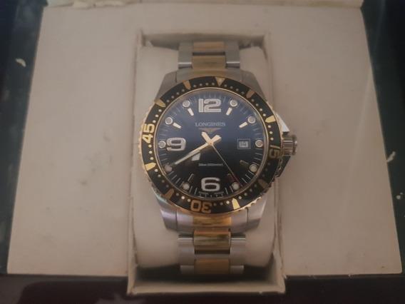 Relógio Longines Hydro Conquest 100% Autêntico