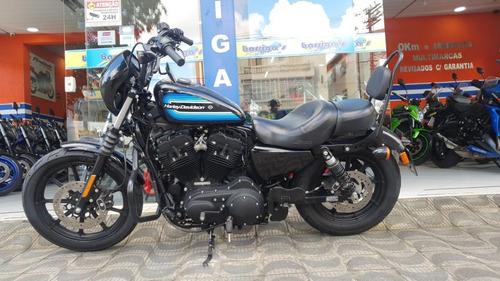 Harley Davidson Sportest Iron Xl 1200 Preta 2019