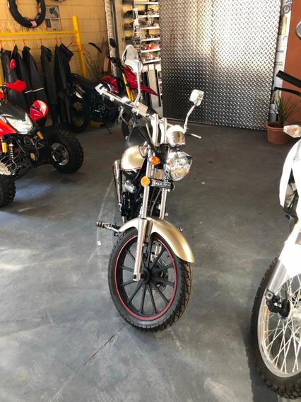 Gilera Yl 200 Custom