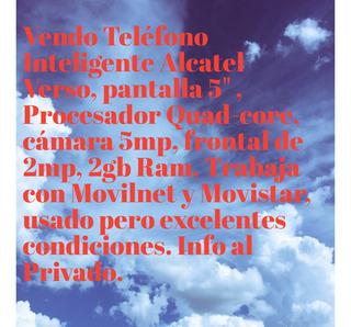 Smart Phone Alcatel Verso