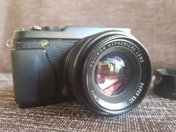 Câmera Mirrorless Fujifilm X-e2 C Lente 35mm F 1.4