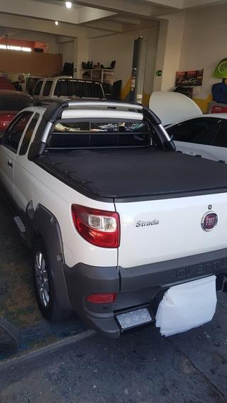 Fiat Strada 2015 1.8 16v Adventure Ce Flex Dualogic 2p