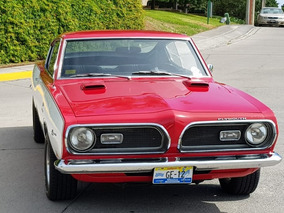 Chrysler Barracuda Plymouth