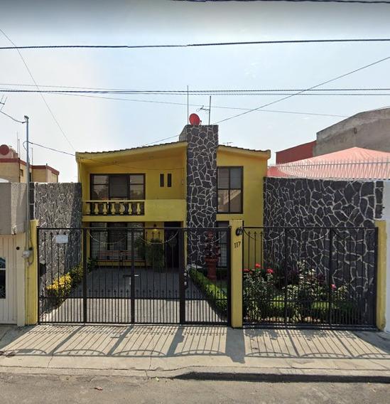 Linda Casa Ubicada En San Juan De Aragón, Gustavo A Madero.