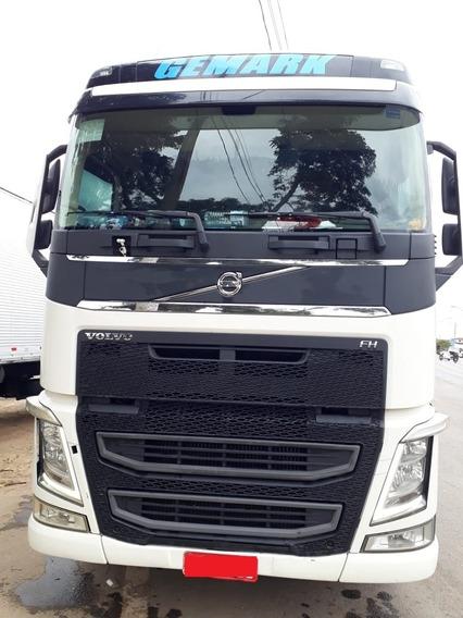 Volvo Fh 460 2016/2016 6x2 - Unico Dono - Somente Cavalo