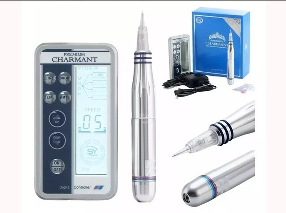 Dermografo Charmant Premium Micropigmentacion Cejas ,labios