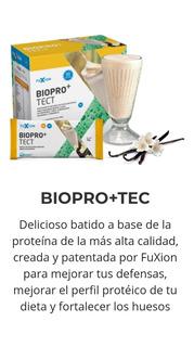 Fuxion Bio + Protect Proteina Para Reforzar Sistema Inmune.