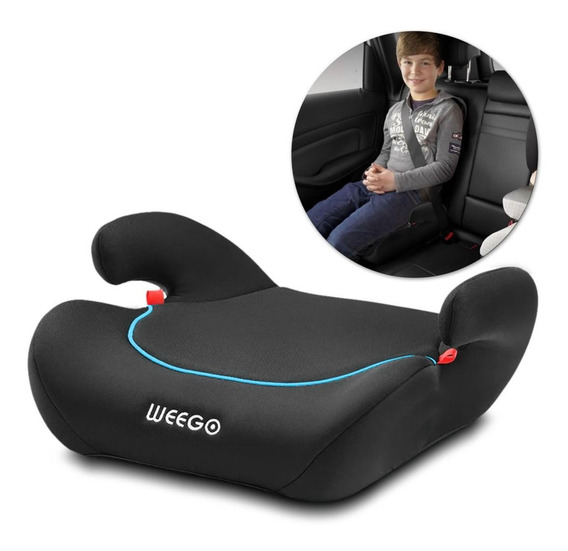 Assento Infantil Elevado Para Carro Universal 22 A 36 Kg