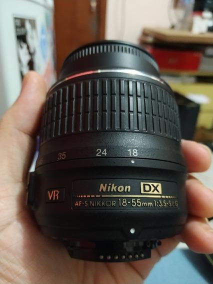 Nikon Af-s Nikkor 18-55mm