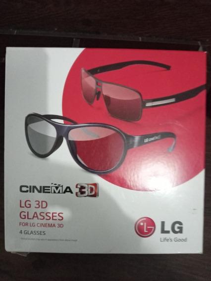 Óculos LG 3d