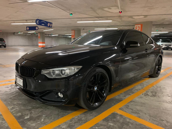 Bmw Serie 4 2.0 428i Coupe Sport Line At 2016